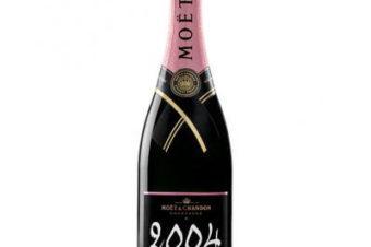 Grand Vintage rosé 2004 Moët & Chandon