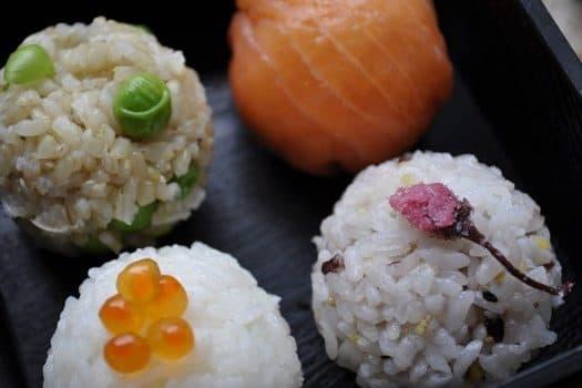 Manger bon façon nippon