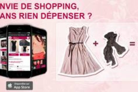 Fashionistas, l'application Pretachanger est là !